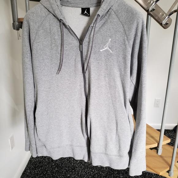 Jordan Shirts | Grey Sweatsuit | Poshmark